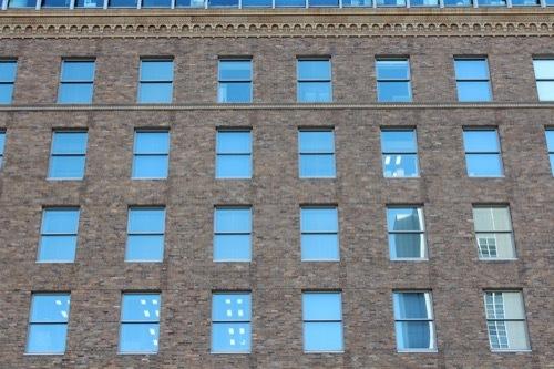 0196:ダイビル本館 旧ビル部分の復元ファサード