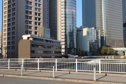0197:リバーサイドビル 筑前橋より②