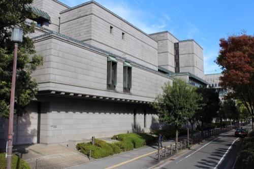 0198:日本銀行大阪支店 新館の様子①