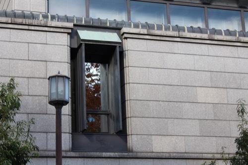 0198:日本銀行大阪支店 新館の様子②