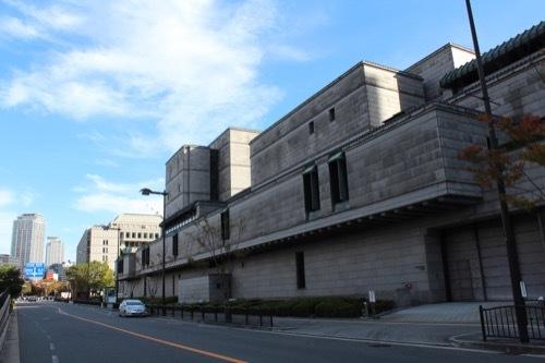 0198:日本銀行大阪支店 新館の様子⑤