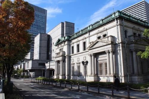 0198:日本銀行大阪支店 旧館側部外観①