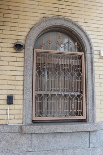 0201:和歌山県本庁舎 窓のデザイン