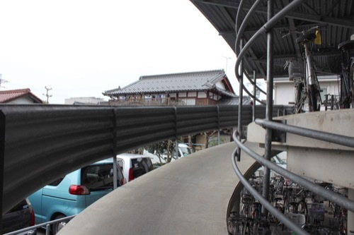 0204:Cyclestation米原 内部の様子③