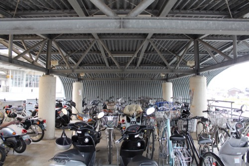 0204:Cyclestation米原 内部の様子④