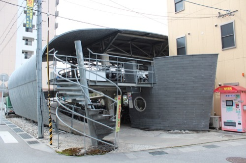 0204:Cyclestation米原 入口①