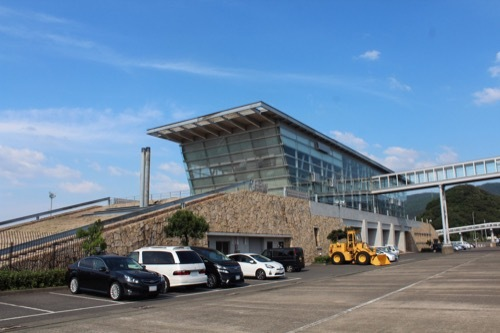 0207:新日本海敦賀ターミナル ターミナルを南側から