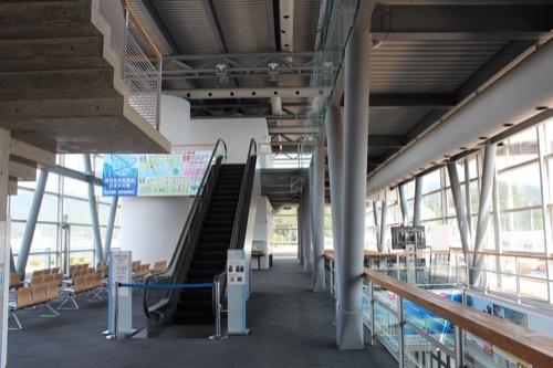 0207:新日本海敦賀ターミナル 2階の様子①