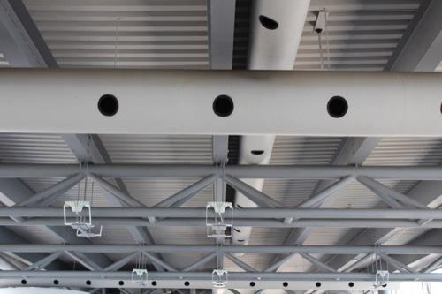 0207:新日本海敦賀ターミナル 天井の様子