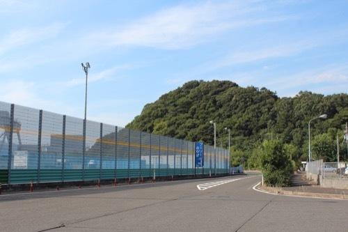 0207:新日本海敦賀ターミナル 新港までの道のり②
