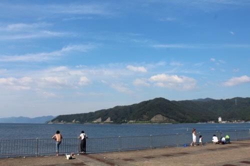 0207:新日本海敦賀ターミナル ターミナルと逆方向の釣り場