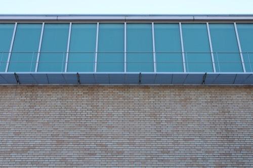 0208:三重県立美術館 東側外壁