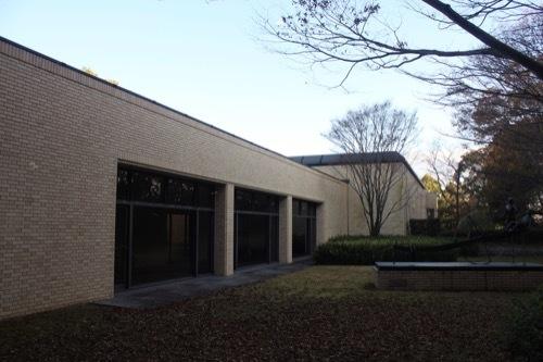 0208:三重県立美術館 エントランスホール③