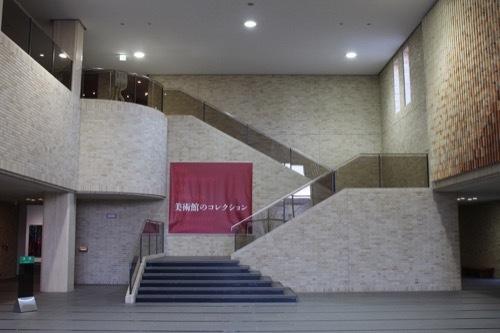 0208:三重県立美術館 エントランスホール④