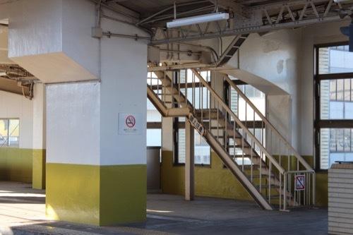 0209:近鉄宇治山田駅舎 塔屋②