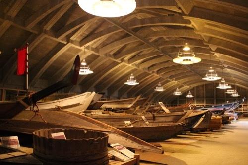 0210:海の博物館 収蔵庫①