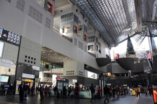 0211:JR京都駅ビル 中央コンコース①