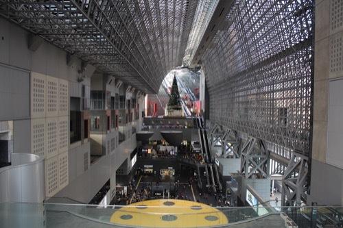 0211:JR京都駅ビル 東広場へ③