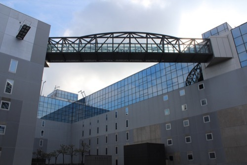 0211:JR京都駅ビル 東広場②