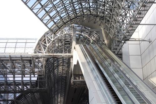 0211:JR京都駅ビル 空中径路へ③