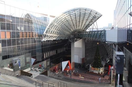 0211:JR京都駅ビル 大階段②