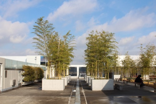 0211:JR京都駅ビル 大空広場②