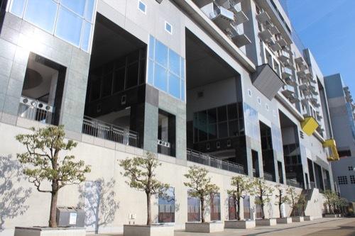 0211:JR京都駅ビル 南広場①