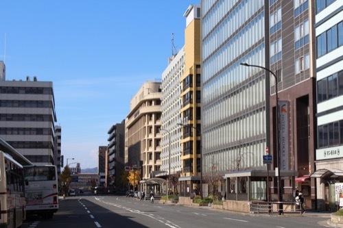 0213:関電京都支店 塩小路通より
