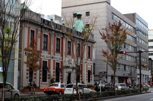 0217:旧北國銀行京都支店 メイン