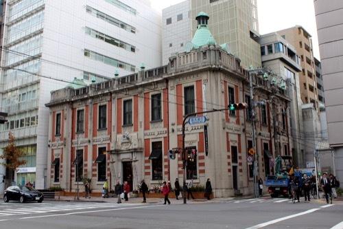 0217:旧北國銀行京都支店 烏丸通から②