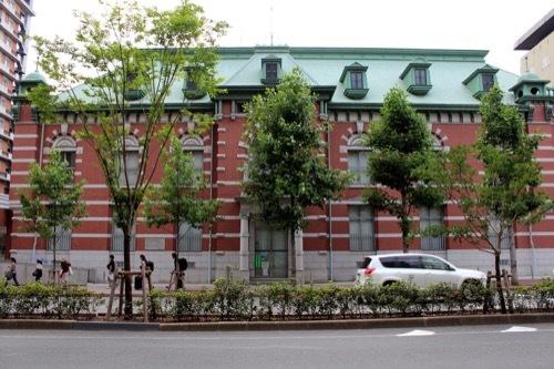 0218:みずほ銀行京都中央 烏丸通より③