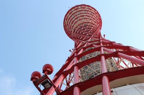0223: 神戸ポートタワー 鋼管のデザイン①