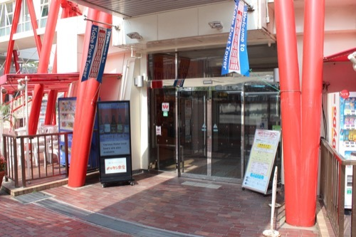 0223: 神戸ポートタワー 1階入口