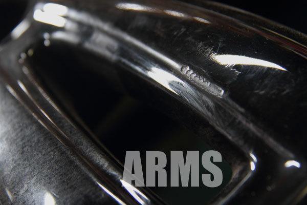 MIN クロスオーバー 純正ホイール 5スター ダブルスポーク R124 ブラック塗装 17インチ