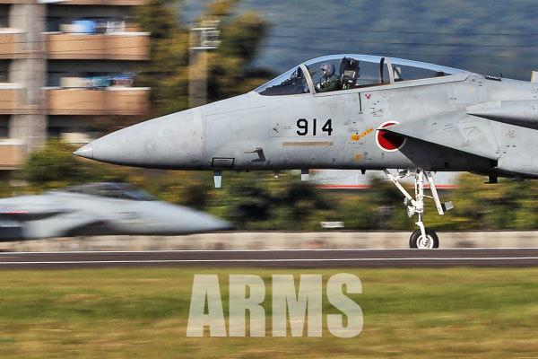岐阜基地航空祭 2016 F-15J イーグル