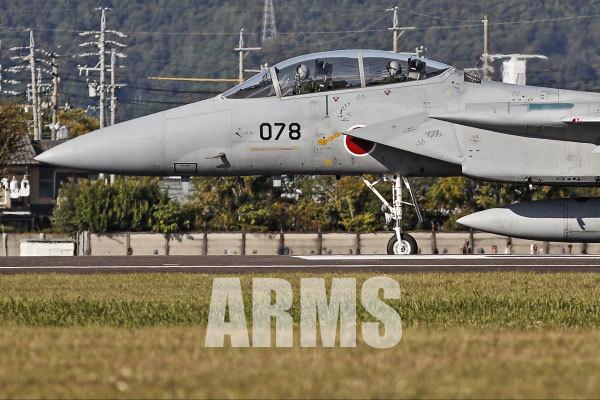 岐阜基地航空祭 2016 F-15DJ