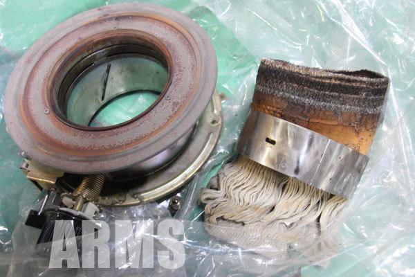 トヨトミ 石油ストーブ 芯の交換 5