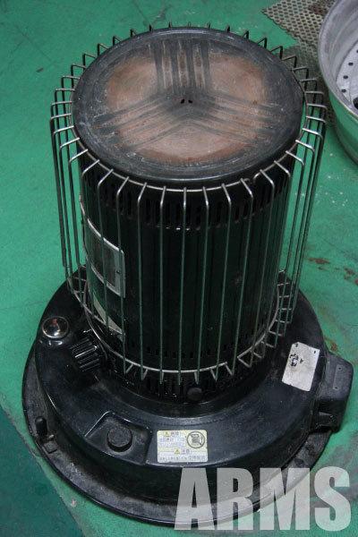 トヨトミ 石油ストーブ 芯の交換 9