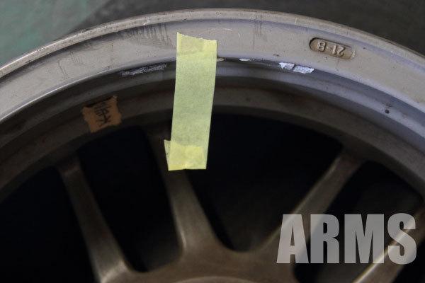 OZレーシング F1 アルミホイール 4