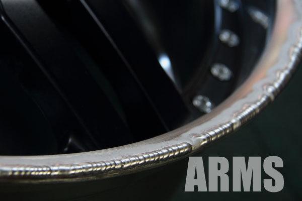 AME シャレン XF-55 溶接修理 1