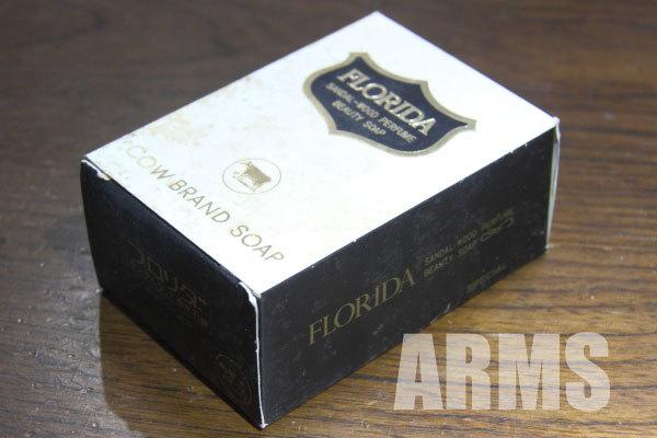 牛乳石鹸 フロリダ FLORIDA 1