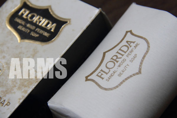 牛乳石鹸 フロリダ FLORIDA 3