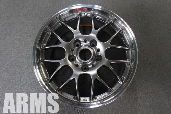 BBS RS-GT ダイヤカットリム 4