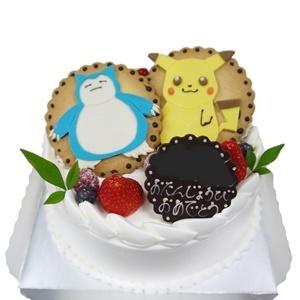 キャラデコケーキ