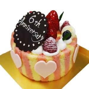 記念日のお祝いケーキ