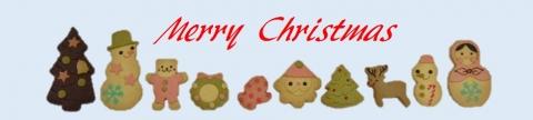 2016浅草あろーむクリスマスクッキー