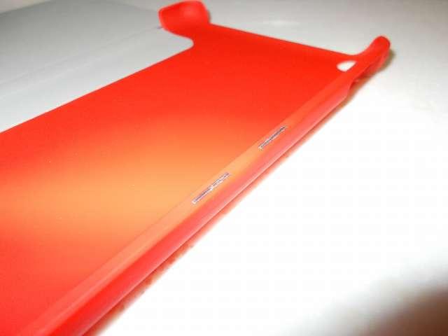 Fire 7 2015 ケース ATiC Amazon Fire 7 2015(第五世代) タブレット専用開閉式三つ折薄型スタンドケース レッド ふた固定用マグネット