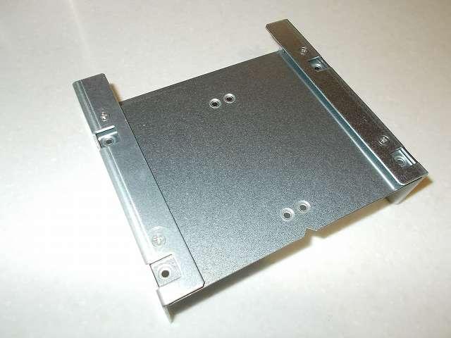長尾製作所 SSD シェアハウス SS-NMT502 マウンタ本体裏側
