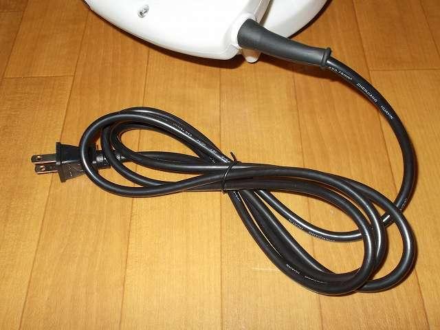 三共 CUSTOM KOBO MBC-500C パワーアップブロアー 550W 25-821 本体、電源コード(約 1.8m)