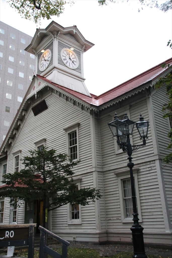 札幌市時計台_5